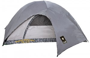US Army Infantry Tent